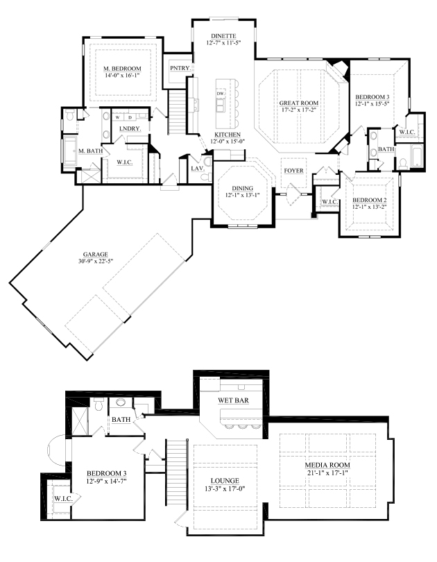 Affordable Home Builder in Wisconsin and Milwaukee Allan Builders – Home Builder Interactive Floor Plans