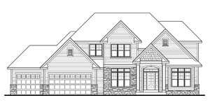 Allan Builders - The Brentwood - 2019  Model Home - Sandhill Trails Subdivision - Coming this December