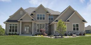 Allan Builders - The Brentwood Model - Spencers Pass West Subdivision - Menomonee Falls, WI