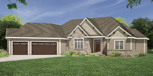 Allan Builders - The Brightwater - 2019  Model Home - Glen Crossing Subdivision - Coming Soon!