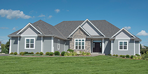 Allan Builders - The Brightwater Model -Highlander Estates Subdivision - Mequon, WI