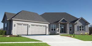 Allan Builders - The Charleston Model - Sandhill Trails Subdivision - Coming this November